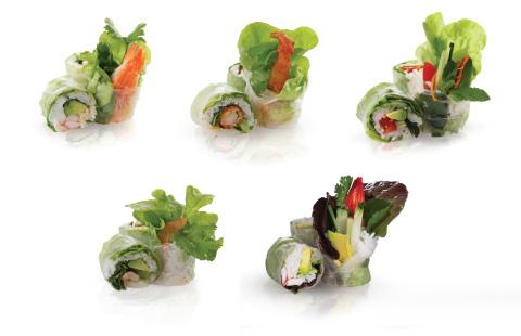origami sushi light maki